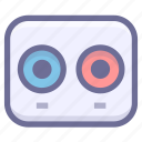 connection, port, ports icon