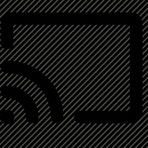 Cast, chromecast icon - Download on Iconfinder on Iconfinder
