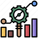 analytics, bar, business, chart, profits, statistics, stats icon