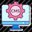 cms, content, document, media