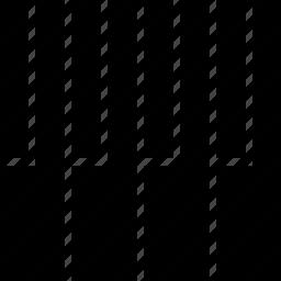keyboard, keys, music, piano, piano's keyboard icon