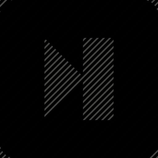 forward, forward button, media, multimedia, next icon