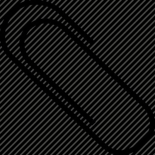 attach, attachment sign, clinch, file attach, paperclip icon