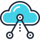 cloud, internet, media, multimedia, network, share, social