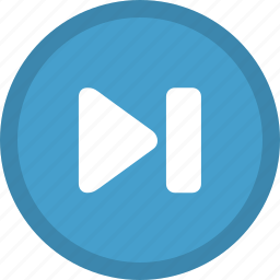 audio control, fast forward, last, media button, media control, multimedia, next track icon