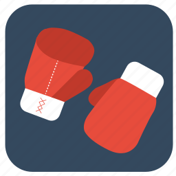 boxing, boxing gloves, contact sport, exercise, gloves icon