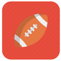 american football, exercise, football, grass, outdoors, sports icon