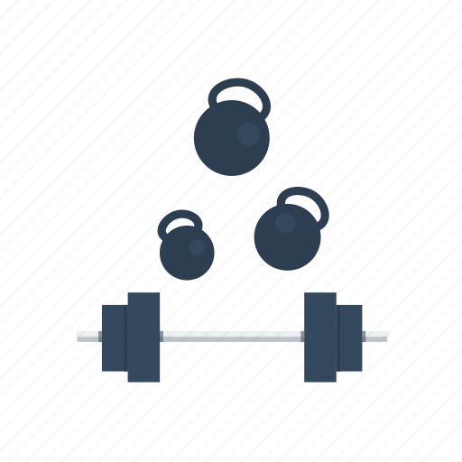 benchpress, dumbells, exercise, hench, muscle, weights icon
