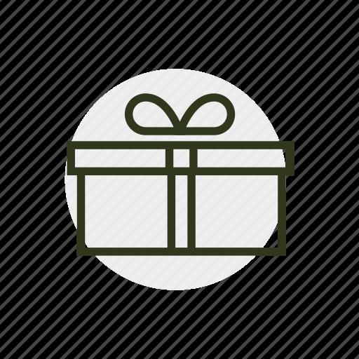 award, gift, present, presentation, prize, trophy icon