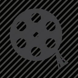 camera, cinema, film, matinee, movie, multimedia, video icon