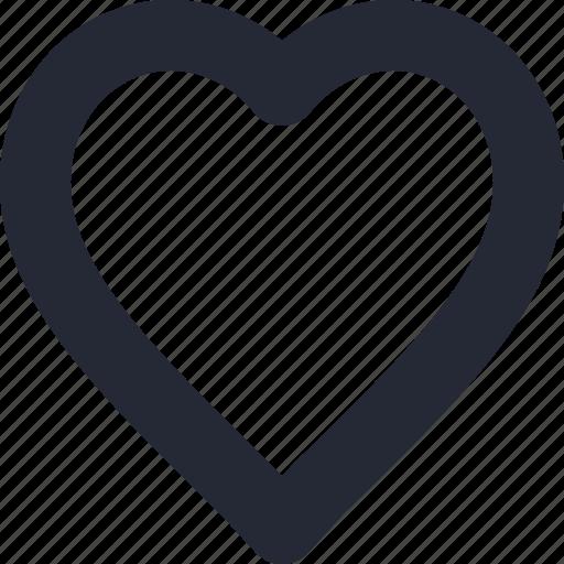 day, favorite, heart, like, love, romance, valentine icon