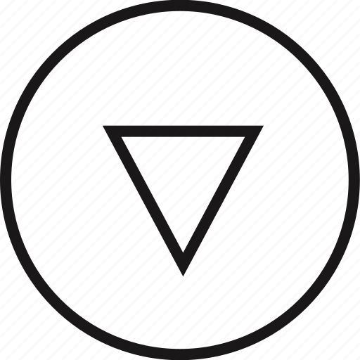 arrow, arrows, down, download, nav, navs icon