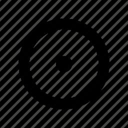 copy, rec, record, track, video icon