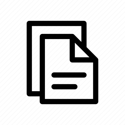 data, documents, file, format, text icon