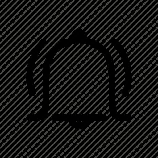 active, alarm, communication, notification icon