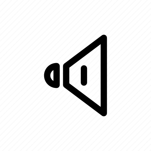 audio, music, mute, play, player, speaker, volume icon