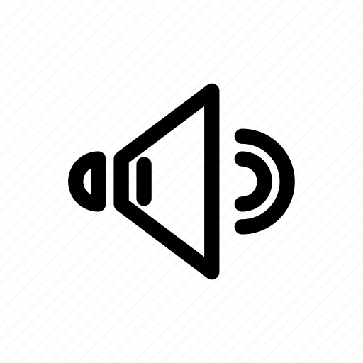 audio, medium, music, play, player, sound, volume icon