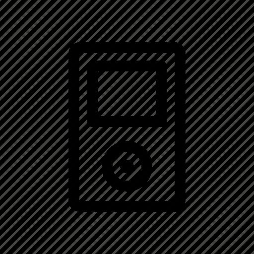 audio, media, mp3, music, player, sound icon