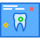 dentist, doctor, health, medic, medical, tooth icon