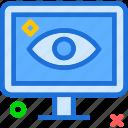 display, eye, health, medical, monitor, stats