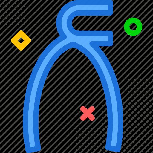 adjustable, pliers, surgery, tool icon