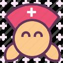 assistent, doctor, female, health, medic, medical, nurse