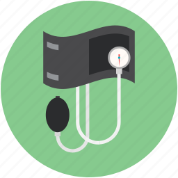 blood pressure operator, bp gauge, bp monitor, bp operator, sphygmomanometer icon