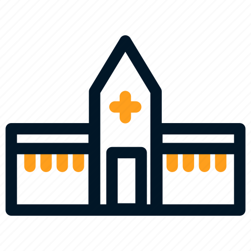 doctor, health, hospital, medical, place icon
