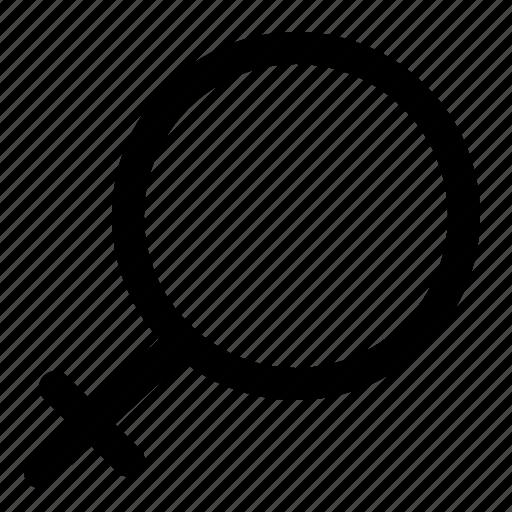 female, gender, health, medical icon