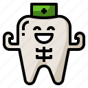clinic, dental, dentist, mouth, tooth icon