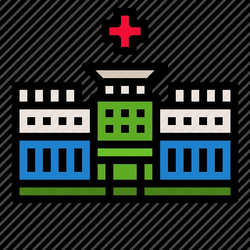 clinic, health, hospitalhospital, medical, medicine icon