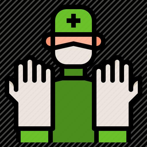 doctor, hospital, operation, surgeon, surgery icon