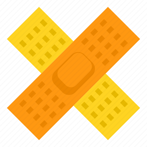 Aid, bandage, first, plaster, tape icon - Download on Iconfinder