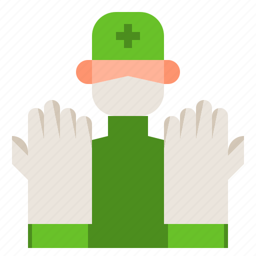 Hospital, surgery, surgeon, operation, doctor icon