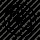 lung, organ icon