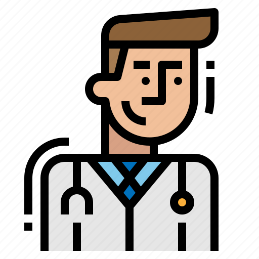 avatar, doctor, medical, physician icon