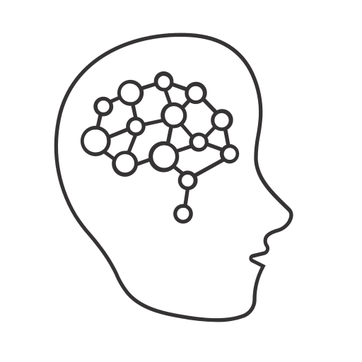 brain, brainstorm, brainstorming, head, mind, psychology, thinking icon