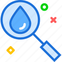 blood, searchdroplet icon
