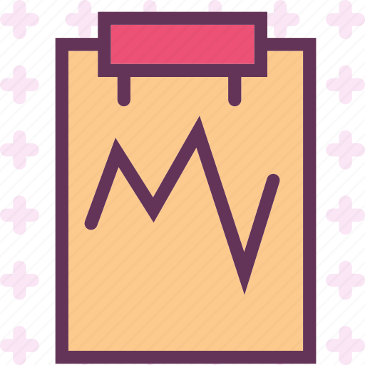 health, medical, report icon