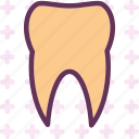 dentist, doctor, medic, tooth icon