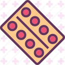 medstablet, pharmacy, pill, treatment icon
