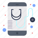 health, healthcare, medical, mobile, online icon