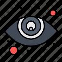 care, eye, eyesight, ophthalmology icon
