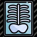 equipment, health, healthcare, hospital, medical, radiology, xray icon