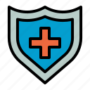 insurance, medical, health, shield, protected