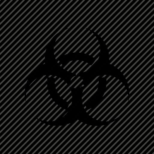 biohazard, chemistry, danger, lab, medicine icon