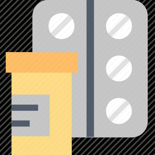 health, hospital, medication, medicine, medicines, pills, treatment icon