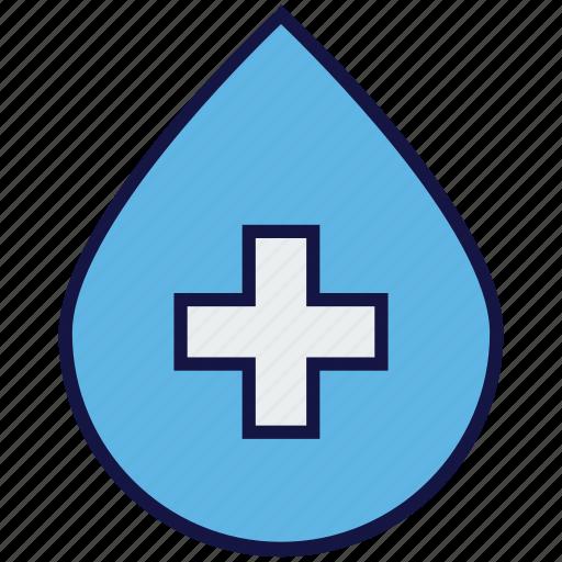 Blood, drop, medical icon - Download on Iconfinder