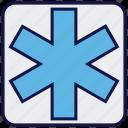 aid, medical, medicine, sign, test