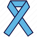 aids, cancer, hiv, medical, ribbon, sign icon